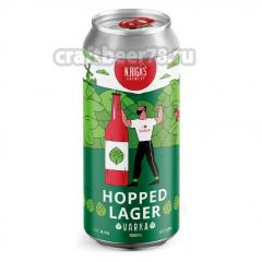 New Riga`s - Varka Hopped Lager