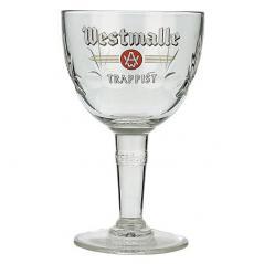 Westmalle Trappist Пивной бокал Westmalle Trappist 330мл