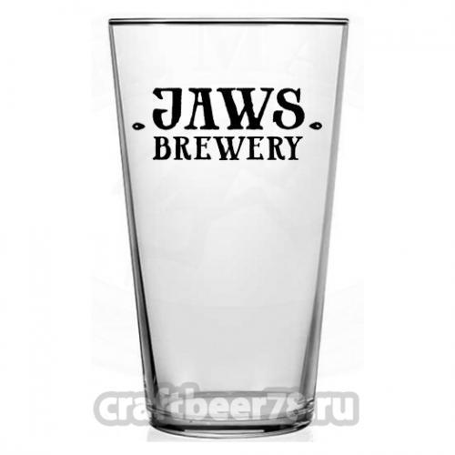 Jaws Пивной бокал Jaws Brewery 500мл