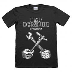 Time Bomb Brewery - Футболка Time Bomb