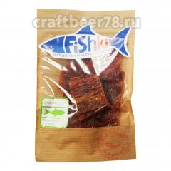 Fishki - Fishki чипсы рыбные Жгучие с перцем