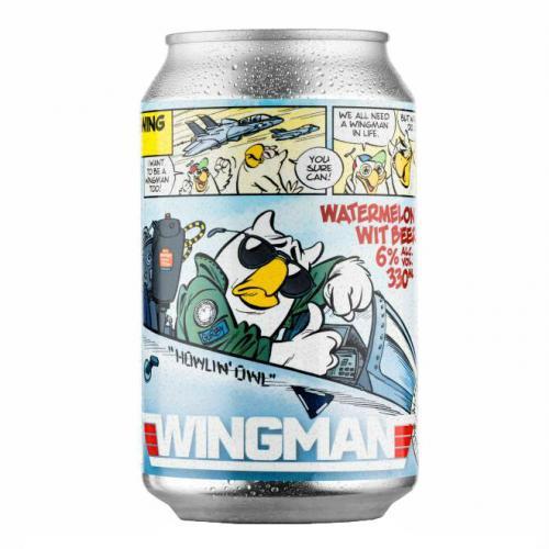 Het Uiltje Brewery - Wingman