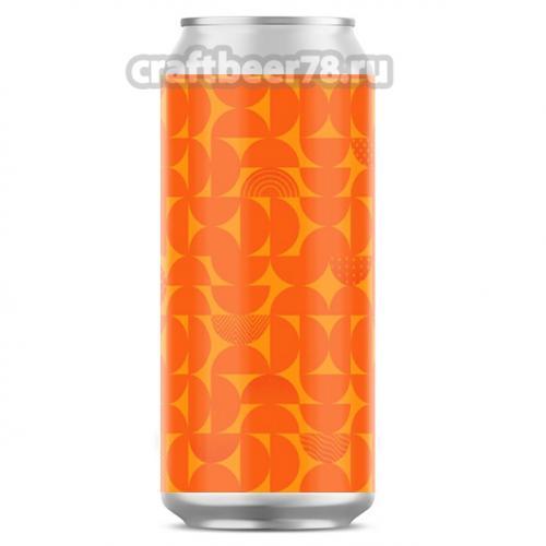 Stamm Brewing - Juice & Juice Mandarina Jugosa