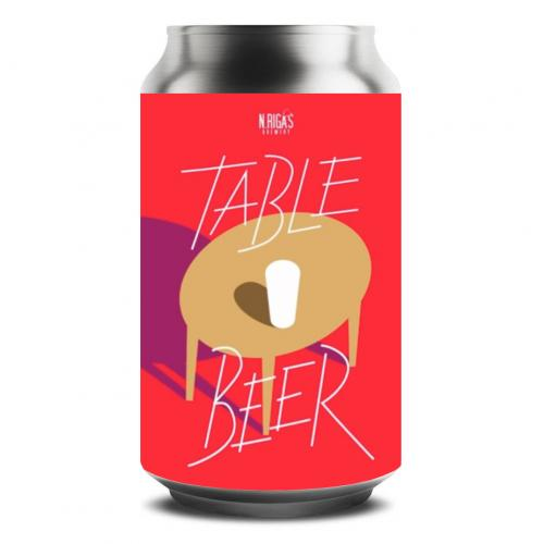 New Riga`s - Table Beer