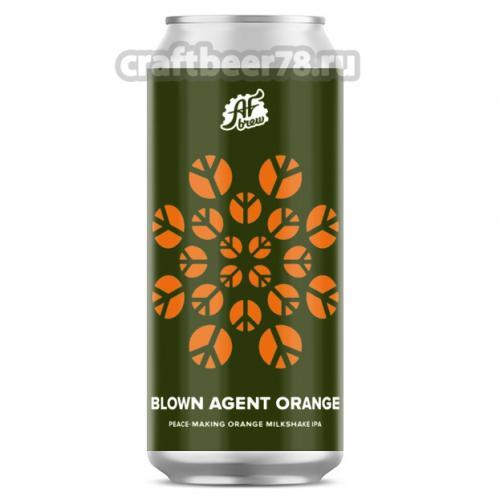 AF Brew - Blown Agent Orange