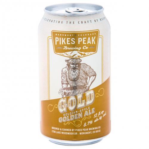 Pikes Peak Brewery - Gold Rush