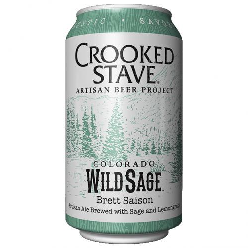 Crooked Stave  - Colorado Wild Sage