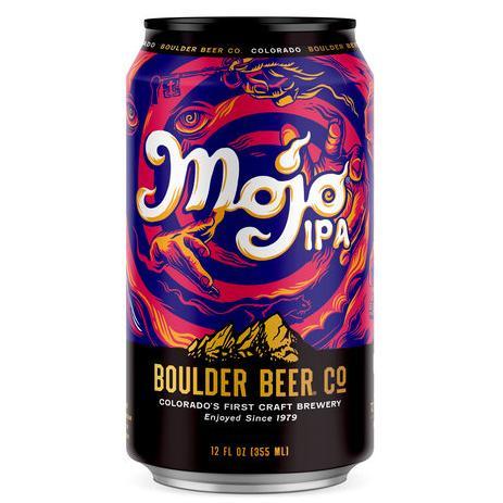 Boulder Beer Company - Mojo IPA