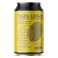 Бакунин - Fruits United
