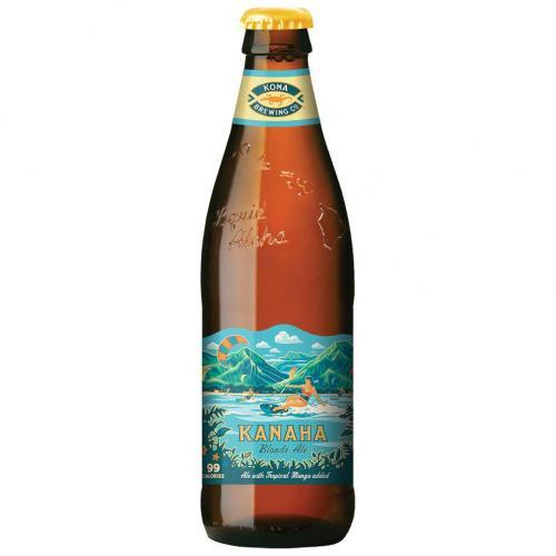 Kona - Kanaha Blonde Ale