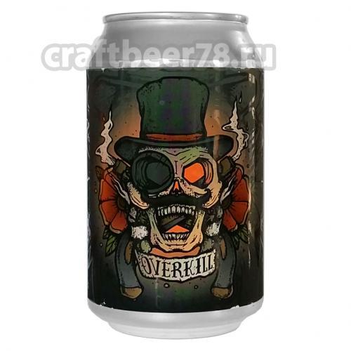 Selfmade Brewery - Overkill