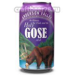Anderson Valley - The Kimmie, The Yink and The Holy Gose Ale