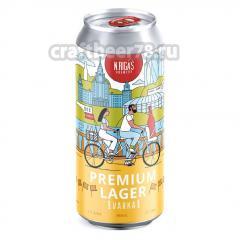 New Riga`s - Varka Premium Lager