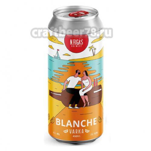 New Riga`s - Varka Blanche