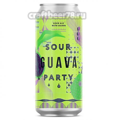 Stamm Brewing - Sour Guava Party