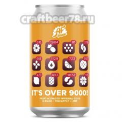 AF Brew - It's Over 9000! Mango Pineapple Lime