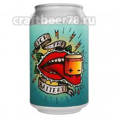 Selfmade Brewery - Lick the Battery