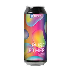Четыре пивовара - Pure Ether [Raspberry, Blackberry]