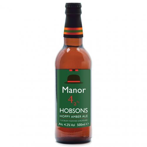 Hobsons Brewery - Manor
