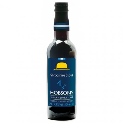 Hobsons Brewery - Shropshire Stout