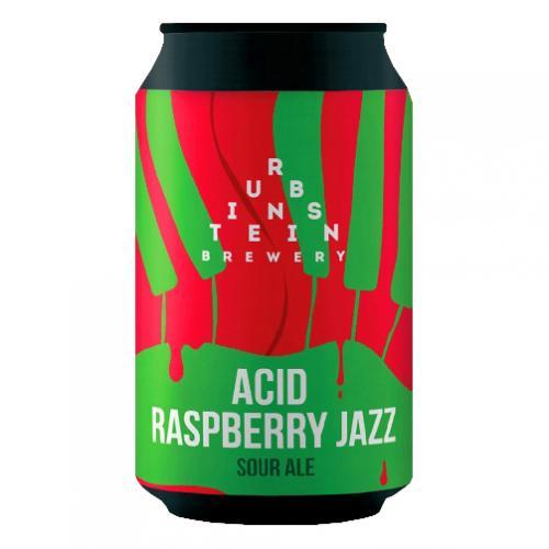 Rubinstein Brewery - Acid Raspberry Jazz