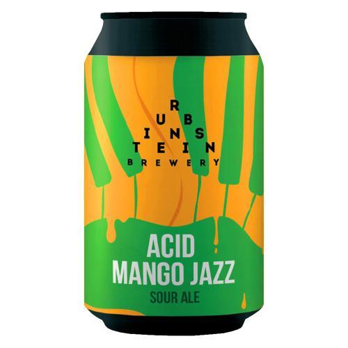 Rubinstein Brewery - Acid Mango Jazz