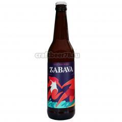 Bottle Share - Zabava - Blood Orange, Calamansi & Cherry