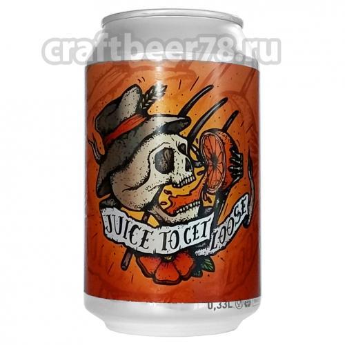 Selfmade Brewery - Juice To Get Loose