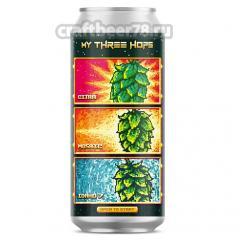 Stamm Brewing - My Three Hops