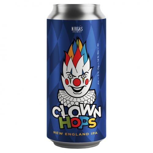 New Riga`s - Clown Hops