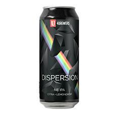 Четыре пивовара - Dispersion [Citra + Lemondrop]