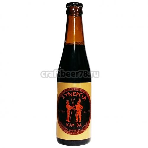 Одна тонна - Synergy Rum Edition