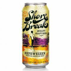 Rhinelander Brewery - Shore Break Hefeweizen