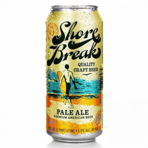 Rhinelander Brewery - Shore Break Pale Ale