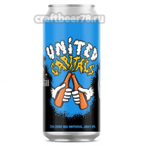 Black Cat - United Capitals