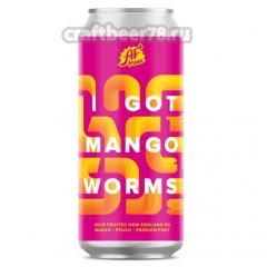 AF Brew - I Got Mango Worms