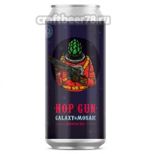 Stamm Brewing - Hop Gun Galaxy & Mosaic