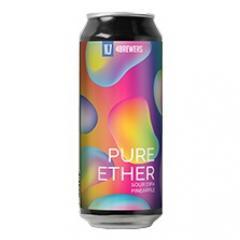 Четыре пивовара - Pure Ether [Raspberry, Mango]