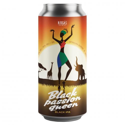 New Riga`s - Black Passion Queen