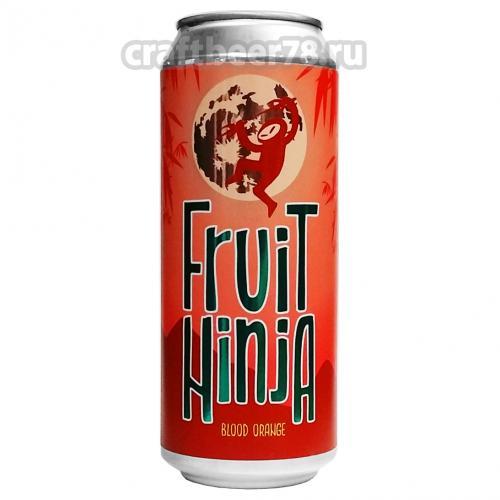 HopHead - Fruit Ninja [Blood Orange]