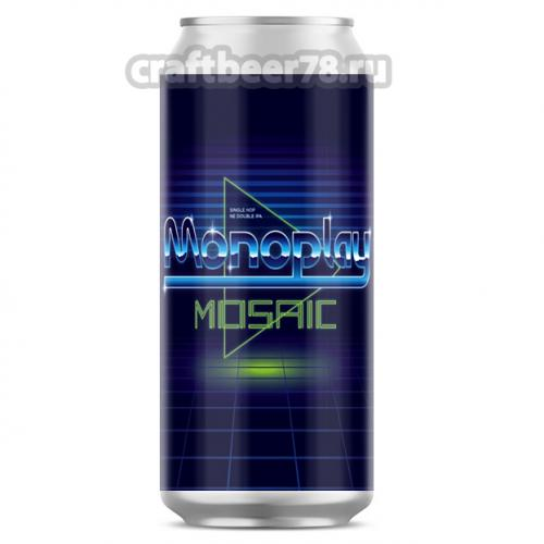 Stamm Brewing - Monoplay Mosaic