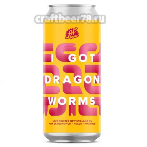AF Brew - I Got Dragon Worms