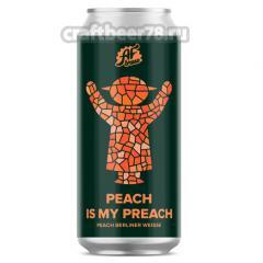 AF Brew - Peach Is My Preach