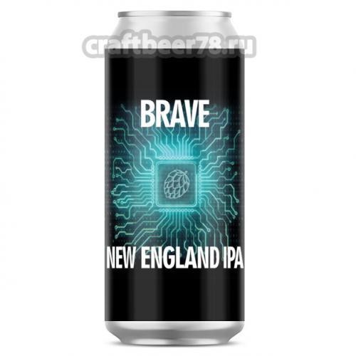 Black Cat - Brave New England IPA