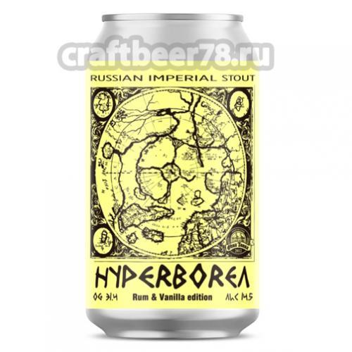Одна тонна - Hyperborea Rum & Vanilla Edition
