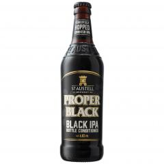 St. Austell Brewery - Proper Black
