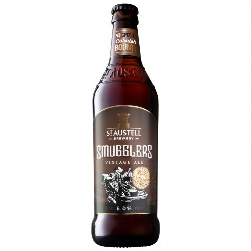St. Austell Brewery - Smugglers