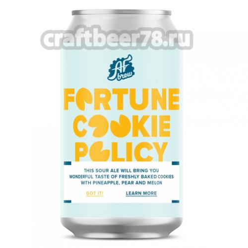 AF Brew - Fortune Cookie Policy