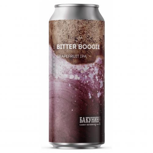 Бакунин - Bitter Boogie