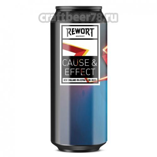 Rewort - Cause & Effect